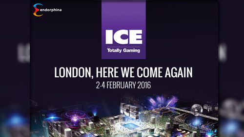 February 2016 ICE TOTALLY GAMING London