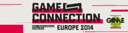 PASPARTU attending Game Connection Europe 2014, Paris