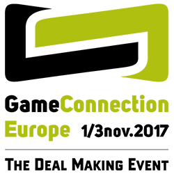 GameCoonection Paris, November 2017