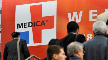 PASPARTU attending MEDICA 2014, Dusseldorf
