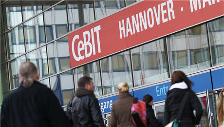 Paspartu presented its Translation API to the Software Industry in this year CeBIT Hannover