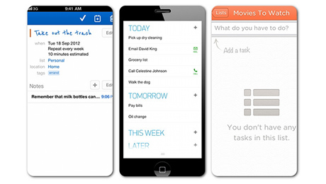 5 (mostly) free apps to get you organized